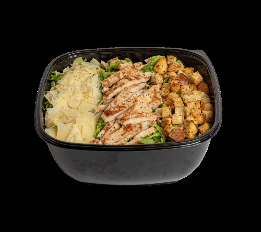 Caesar Salad with Chicken - $25